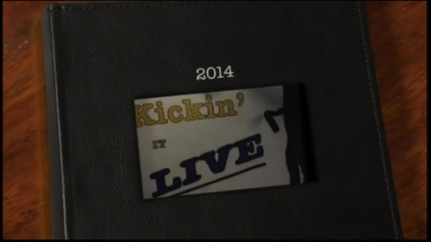 Thumbnail for entry Kickin' It Live 2014/2015 Episode 10 (10.31.14)