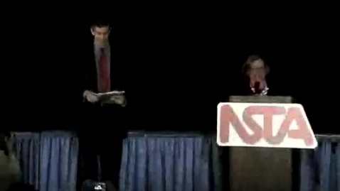 Thumbnail for entry Secretary of Education Arne Duncan Addresses NSTA New Orleans Conference part 1