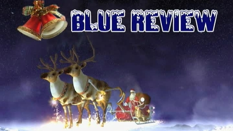 Thumbnail for entry Blue Review December 7, 2010