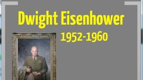Thumbnail for entry Eisenhower Part 1