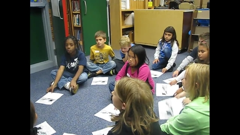 Thumbnail for entry Third Grade--Thinking While We Read