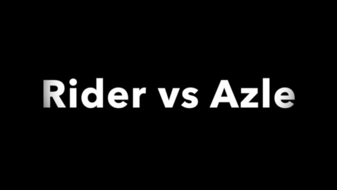 Thumbnail for entry Rider Vs Azle: District Championship on the Line