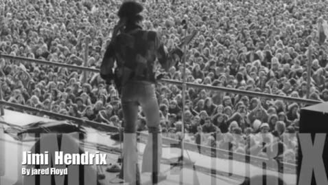 Thumbnail for entry Jimi Hendrix Documentary