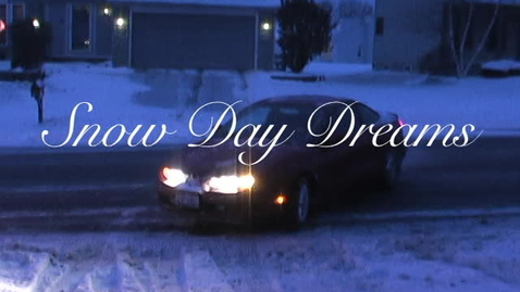 Thumbnail for entry Snow Day Dreams