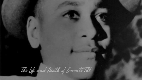 Thumbnail for entry MYTV Presents: The Life and Death of Emmett Till