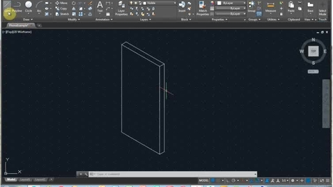 Thumbnail for entry AutoCAD- Locating Features and Isocircles