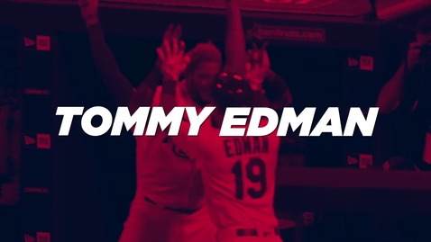 Thumbnail for entry Tommy Edman Player Profile