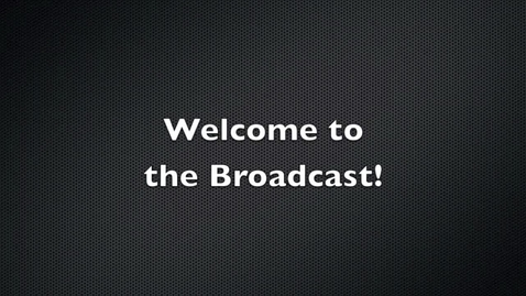 Thumbnail for entry El Vista Broadcast 11-19-13