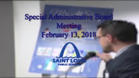 Thumbnail for entry SAB Recognition at Feb 13, 2018 meeting
