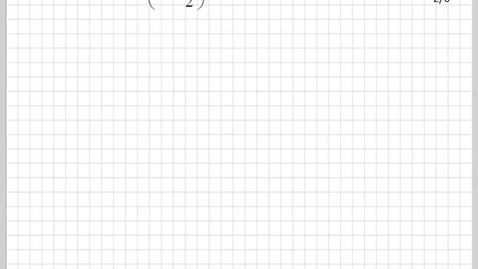 Thumbnail for entry How do you graph the sine function?