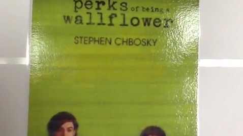 Thumbnail for entry The Perks of being a Wallflower