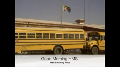 Thumbnail for entry 9-6-12 WHMS Morning News