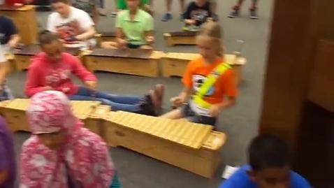 "Thumbnail for entry 13-14 Ms. Bartczak's 5th grade class ""Doggie, Doggie"""