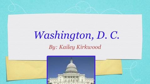 Thumbnail for entry Washington DC