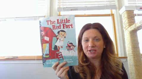 Thumbnail for entry The Little Red Fort read by Mrs. Johnson