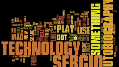Thumbnail for entry Sergio's Technology Autobiography