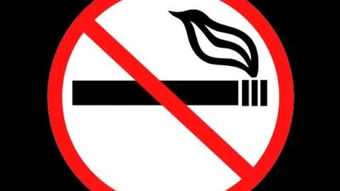 Thumbnail for entry Do Not Smoke E