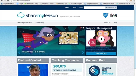 Thumbnail for entry T3 - Technology Tips with Tim for March 26, 2013