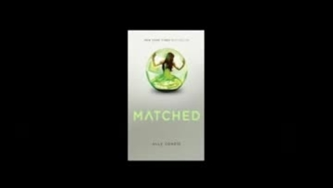 Thumbnail for entry MATCHED, by Ally Condie