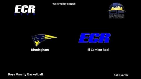 Thumbnail for entry Vs. Birmingham B-ball