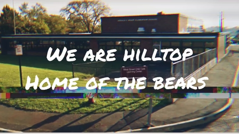 Thumbnail for entry Hilltop Morning Annoucement 4-29-2020