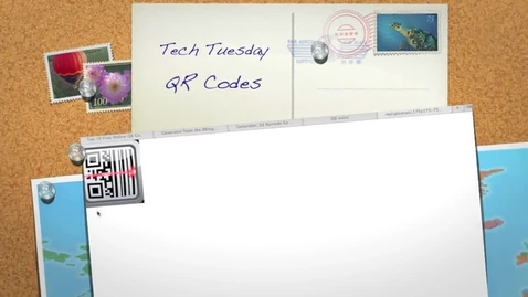 Thumbnail for entry QR Codes in the Classroom