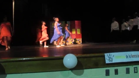 Thumbnail for entry Edisto High Salsa Dance