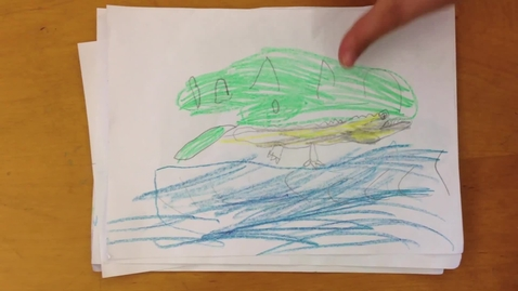 Thumbnail for entry Grade 1 Animals Research - Alligators 3
