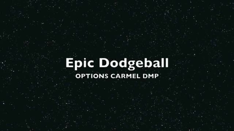 Thumbnail for entry Options Charter School Carmel-Epic Dodgeball