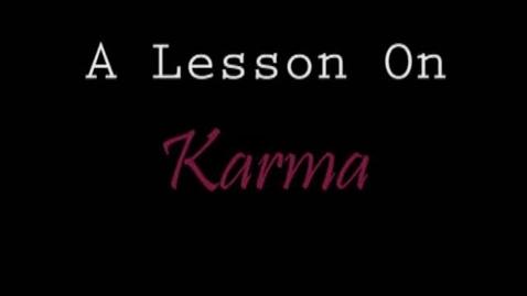 Thumbnail for entry Karma