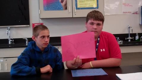 Thumbnail for entry Trey & Blake analogies