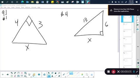 Thumbnail for entry Geometry Ch. 9 Review Packet