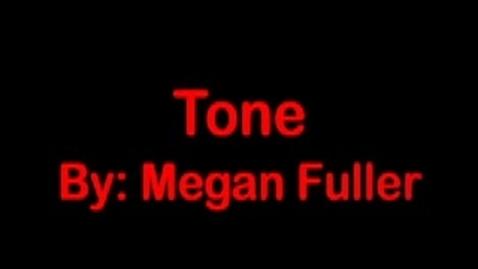 Thumbnail for entry Tone iMovie
