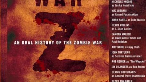 Thumbnail for entry Brooks, Max - World War Z
