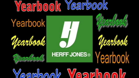 Thumbnail for entry Yearbook Sales