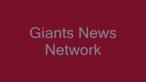Thumbnail for entry Giants News Oct 29