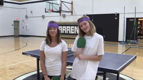 Thumbnail for entry The Ping Pong Team - WSCN PTV 3 2015
