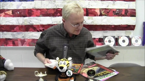 Thumbnail for entry Mark Daniel, Magical Storyteller