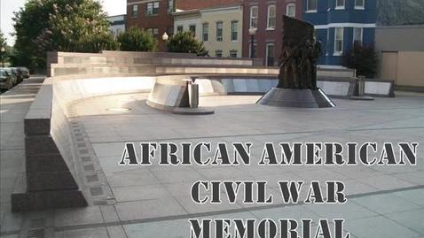 Thumbnail for entry African American Civil War Memorial