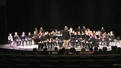 Thumbnail for entry LWHS Wind Ensemble: Shenandoah
