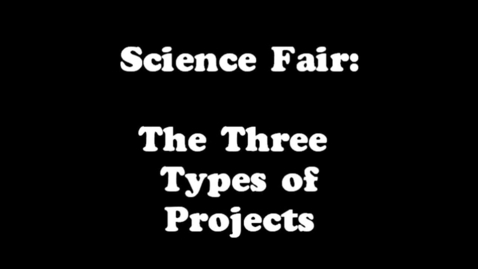 Thumbnail for entry Norwin Science Fair 2012-2013 Teaser