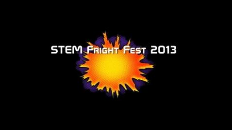 Thumbnail for entry BCHS STEM Fright Fest - Exploding Pumpkin