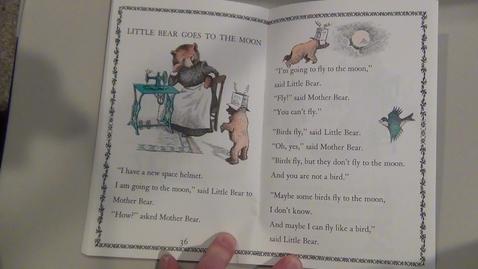 Thumbnail for entry 02 Little Bear by Else Homelund Minarik      Illustrated by Maurice Sendak