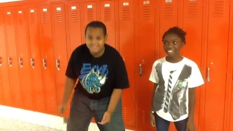 Thumbnail for entry PSA: 6th Grade Transitions (JaQuan & Leah)