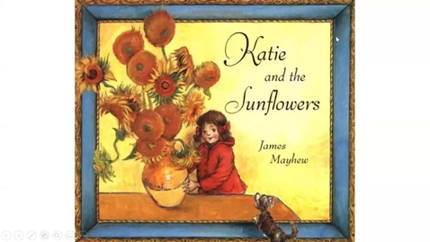 Thumbnail for entry katie and the sunflowers