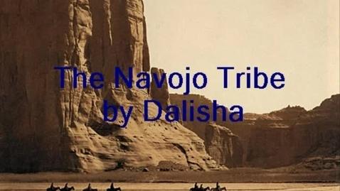 Thumbnail for entry Navajo Tribe 2