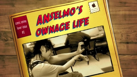 Thumbnail for entry Anselmo's FUNNY game video