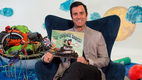 Thumbnail for entry Here Comes the Garbage Barge read by Justin Theroux