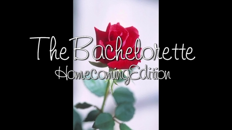 Thumbnail for entry Bachelorette: Homecoming Edition