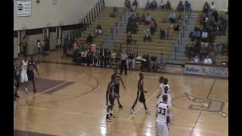 Thumbnail for entry Central vs. Fossil Ridge 2nd Qtr.